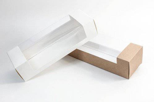 קופסת חלון לבנה לאינגליש – 10 יח'