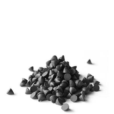 שוקולד צ'יפס מריר 44% – 400 גרם