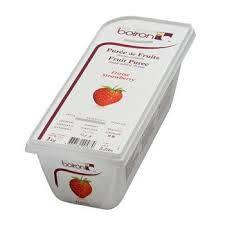 מחית תות BOIRON