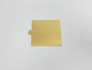 מרובע זהב 8.5/8.5+ לשונית 25 יח'
