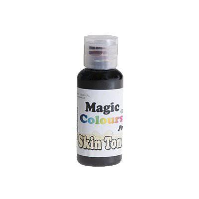 צבע ג'ל צבע גוף – מג'יק קולורס
