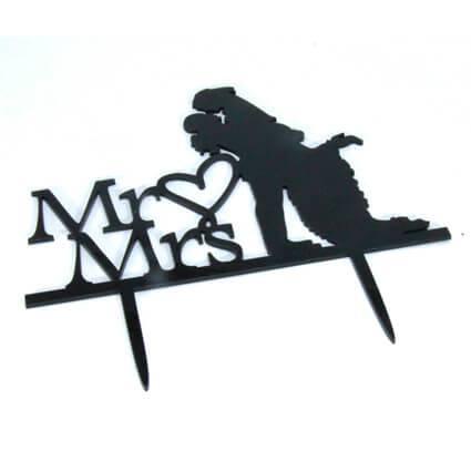 טופר MRַMRS שחור