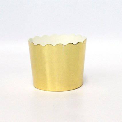 """מאפינס זהב – 50 יח' 5.5 ס""""מ"""