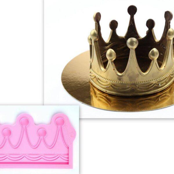 תבנית כתר מלך