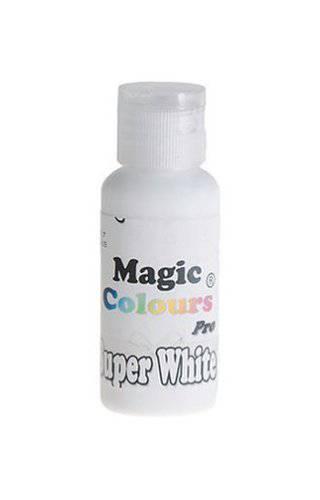 צבע ג'ל סופר לבן – מג'יק קולורס