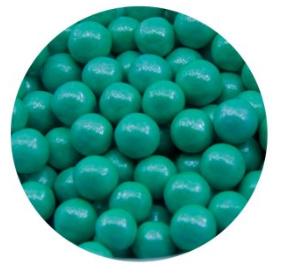 סוכריות קישוט לעוגה פנינים ירוק – 80 גרם