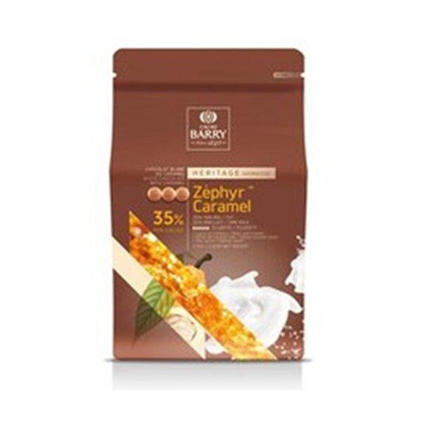 שוקולד BARRY דולצ'ה קרמל – 500 גרם