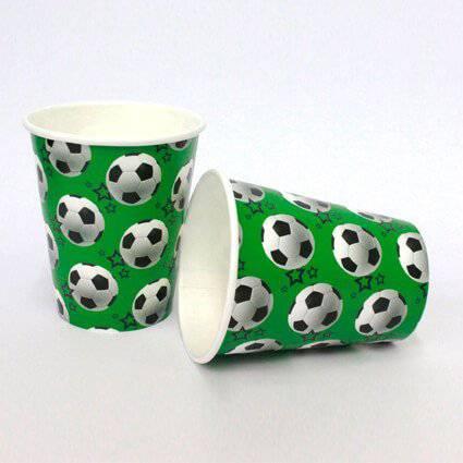 כוסות כדורגל – 10 יח'
