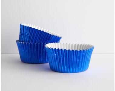 """מנג'ט כחול מטאלי 100 יחידות – 2 ס""""מ"""