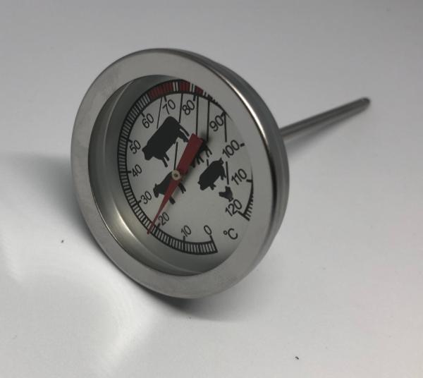 מד טמפרטורה עד 120 מעלות
