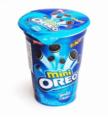 עוגיות אוראו מיני – 67 גרם