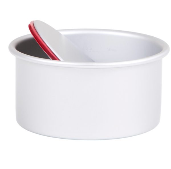 """PUSH PAN תבנית אנודייז קוטר 20 ס""""מ"""