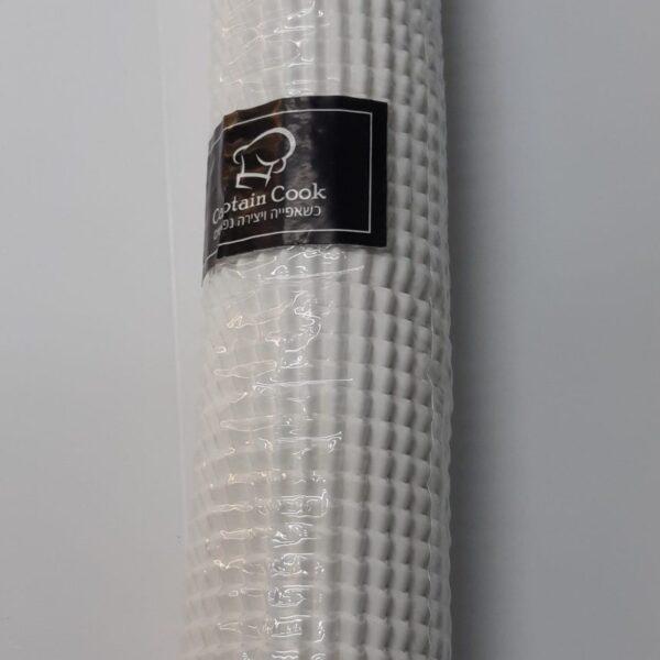 """מנג'טים לבנים – 1000 יחידות גודל 1.5 ס""""מ"""