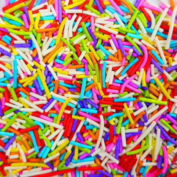 סוכריות אטריות נאון עמידות להקפאה – 70 גרם