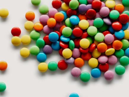 עדשי שוקולד צבעוניים – 80 גרם פרווה