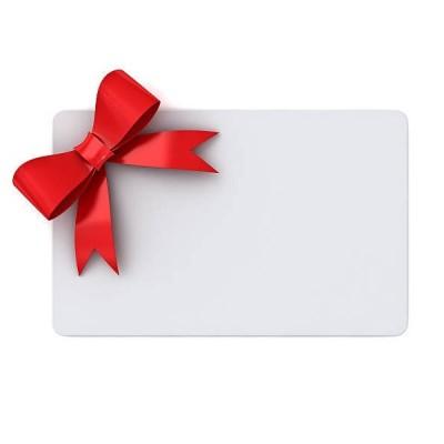 גיפט קארד - שובר מתנה דיגיטלי