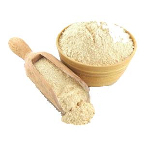 אבקות - אגוזים - שקדים - פייטה