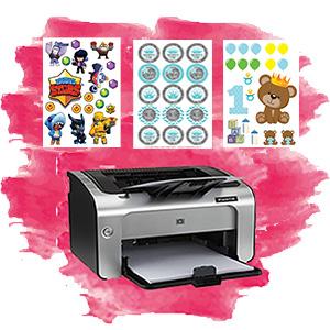 קטלוג דפי סוכר/טרנספר להדפסה | דפים וצבעים למדפסות