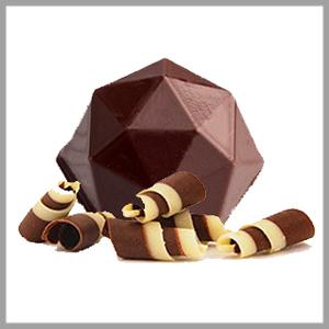 קישוטי שוקולד, פנינים ועדשי שוקולד