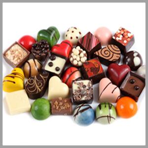 צבעי מאכל לשוקולד (מסיס שומן)
